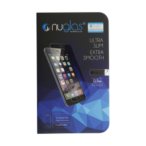 NuGlas Tempered Glass Screen Protector for iPhone 12 Pro Max (2.5D)