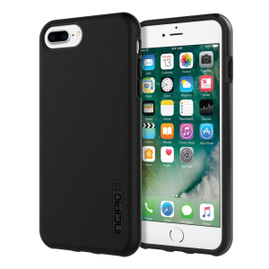 Incipio DualPro Shine iPhone 7 Plus Protective Case - Black