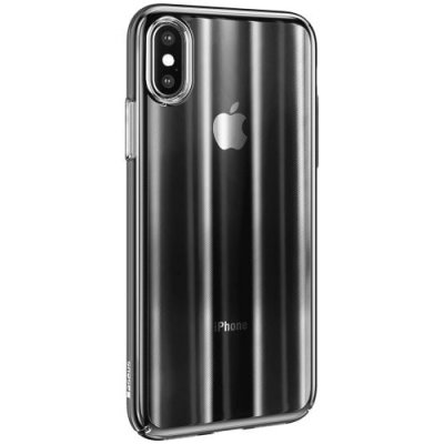 Baseus TPU Protective Phone Case Cover for iPhone XS Max - BLACK