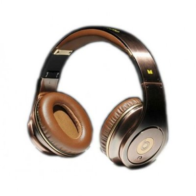 Beats By Dr.Dre Studio Bronze Limited Edition Over-Ear Headphones