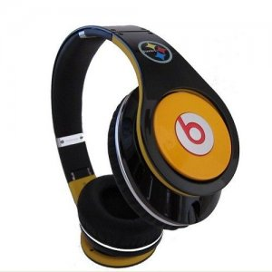 Beats By Dr Dre Pittsburgh Steelers Headphone Limited Edition