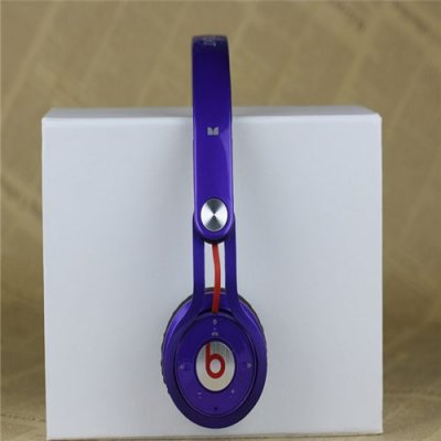 Beats By Dr Dre Mixr Wireless Bluetooth Over-Ear Pink DJ Headphones Inspired by David Guetta