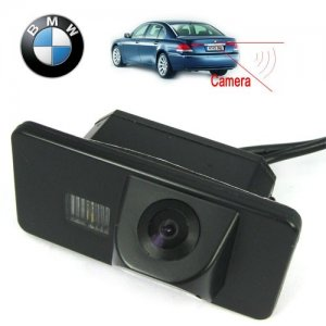 BMW Special Car Rearview Camera Wide Angle Lens