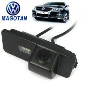 PC1030 NTSC Car Rearview Camera Wide Angle Lens Special for Magotan