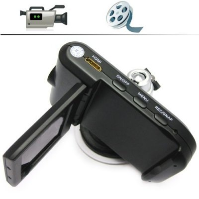 Specially Designed HD Car DVR with 2.5 Inch TFT LCD Screen and High Quality
