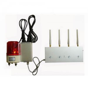 All Mobile Phone Signal Detector with Alarming System