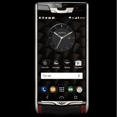 Vertu Signature Touch for Bentley Clone Android 9.1 Snapdragon 821 4G LTE luxury Phone