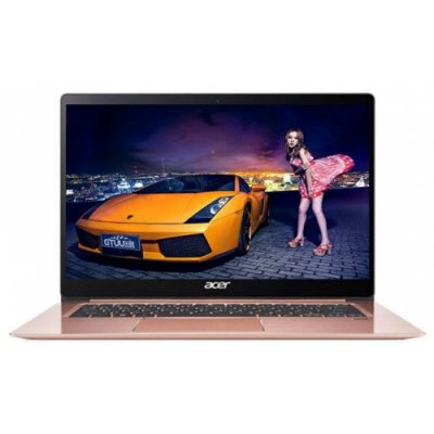 Acer SF314 - 52 - 59BN Notebook - ROSE GOLD