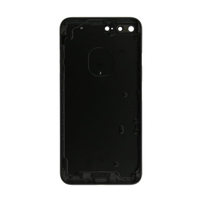 iPhone 7 Plus Rear Case - Black (No Logo)