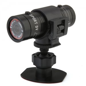 F9 Mini HD 1080P Waterproof Sport DV with TF Card Slot