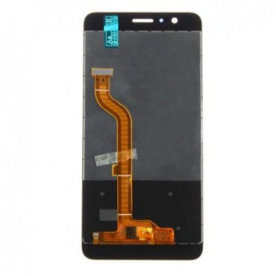 Black Digitizer Full Assembly Mobile Phone Display for Huawei Honor 8 - BLACK
