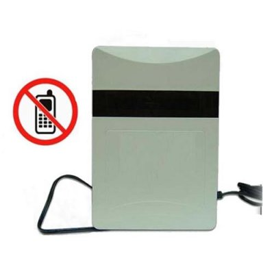 15 Meter Mobile Phone Signal Blocker - GSM, CDMA, DCS, PHS, 3G Cell Phone Signal Jammer