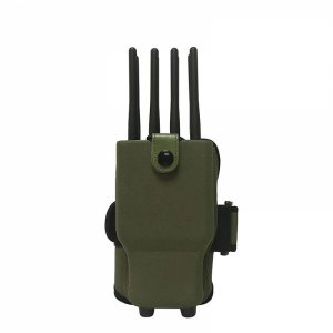 Handheld Powerful 8 Antennas Selectable 2G 3G 4G Worldwide Phone Jammer & WiFi GPS Jammer