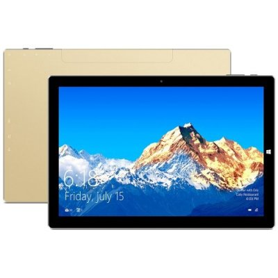Teclast Tbook 10 S 2 in 1 Tablet PC with Stylus - CHAMPAGNE GOLD