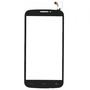 Touch Screen Digitizer Glass Panel for Alcatel One Touch POP C7 Dual 7040 7041 - BLACK