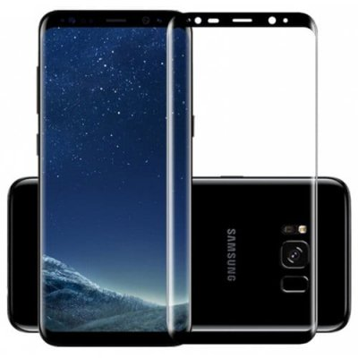 Q-Tempered Protective Film for Samsung S9 - BLACK