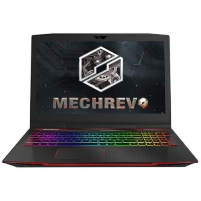MECHREVO Deep Sea Titan X2 Gaming Laptop - BLACK