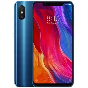 Xiaomi Mi 8 4G Phablet Global Version - BLUE