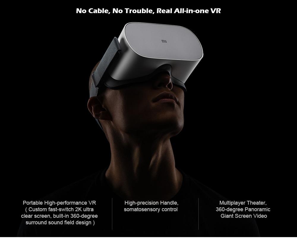 Xiaomi Mi VR Standalone Virtual Reality Headset - WHITE