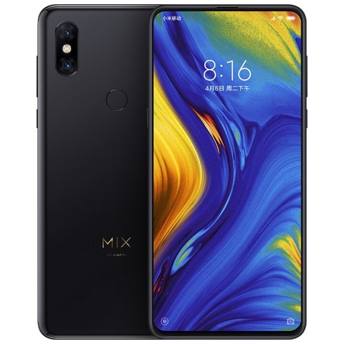 Xiaomi Mi Mix 3 4G Phablet 6GB RAM - BLACK