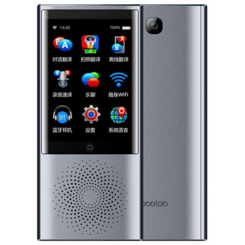 boeleo W1 AI Touch Control Voice Translator - PLATINUM