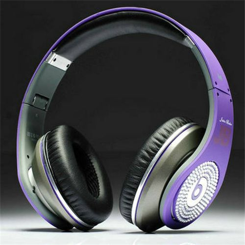Beats By Dr Dre JustBeats studio Over-Ear Diamond Headphones