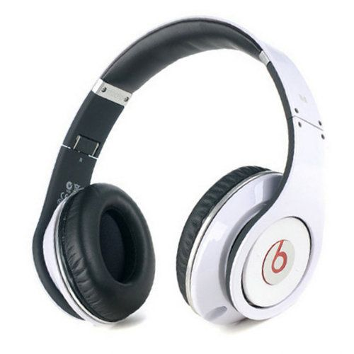 Beats By Dr Dre Studio Wireless Bluetooth Over Ear White