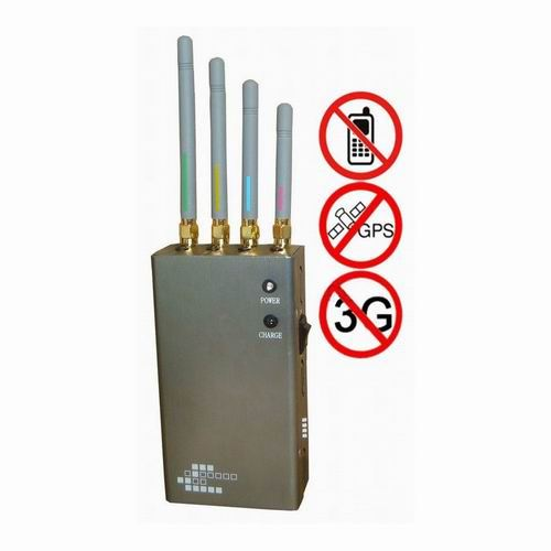 Cell phone jammers uk reviews | Portable High Power 4W Mobile phone signal Jammer (CDMA,GSM,DCS,PHS,3G)