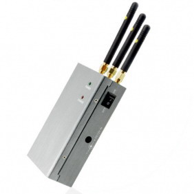 Mobile Phone Signal Jammer - High Powered Cellphone Jamming