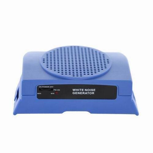 White Noise Generator Jammer blocks Audio Voice Recorders