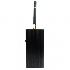 Covert Portable GPS Signal Jammer