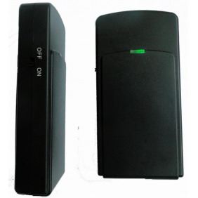 Mini Portable Cell Phone Jammer - Shielding Radius Range 10 Meters