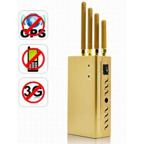 Portable cell phone signal jammer - FCC Cracks Down on Cell Phone 'Jammers'