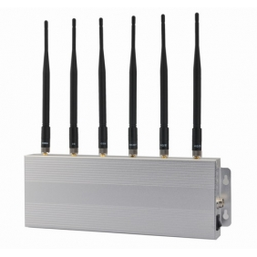 2014 New 6 Bands 4G Cell Phone Jammer 4G Jammer 3G Jammer 2G Jammer - Professional for Blocking 2G 3G 4G Cell Phone Signals - For Worldwide