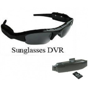 2GB Sunglasses DVR with TF Card Slot