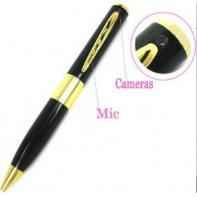 Spy Camera Pen with Audio and Video Recording - TF Card Support