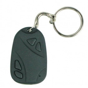 2GB High Definition Mini DVR Spy Camera with Car Key Keychain Style