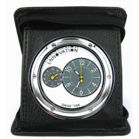 Mobile Detection Portable Travelling Clock with 5.0MP Camera