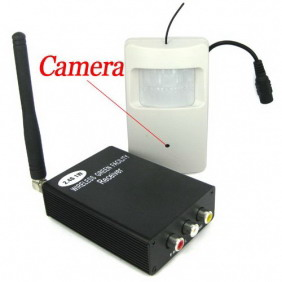 2.4GHz Wireless Transmission Kits - 4 Channels Transmitter - Cameras