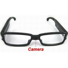 Hidden Camera Spy Glasses