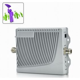 Mobile Phone Signal Booster (Dual Band GSM 900MHZ / 1800MHZ)
