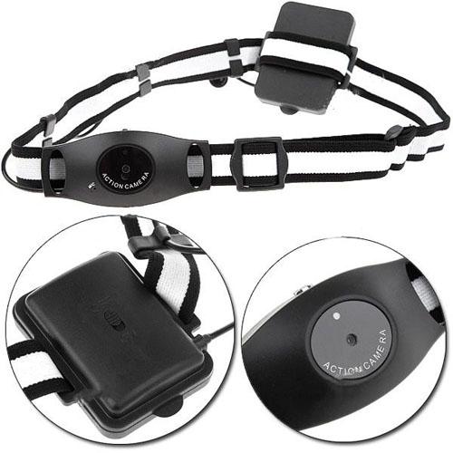 Portable At21 1 3m Pixels Cmos Sensor Helmet Sports Mini Dv Video